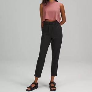 Lululemon Stretch High Rise 7/8 Length Pant